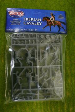 Victrix IBERIAN CAVALRY 28mm Warriors of Antiquity VXA023