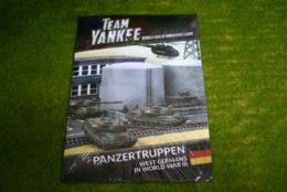 Team Yankee Panzertruppen Flames of War Supplement TY502