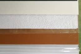 Plasticard, Plain and Textured
