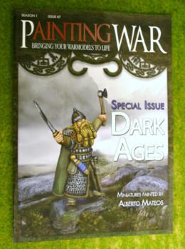 PAINTING WAR ISSUE #7 DARK AGES BOOK/ MAGAZINE