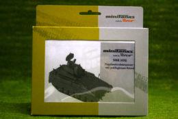 Roco Minitanks Flugabwehrraketenpanzer Roland HO 1/87 Scale 5068