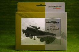 Roco Minitanks MAN 454/464 10t Atlas Weyhausen HO 1/87 Scale 5098