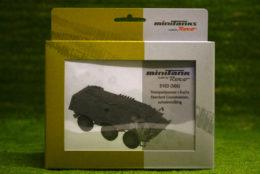 Roco Minitanks Transportpanzer Fuchs Standard HO 1/87 Scale 5103
