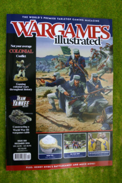 WARGAMES ILLUSTRATED ISSUE 350 December 2016 MAGAZINE