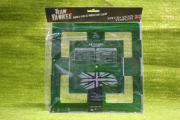 Team Yankee BRITISH SALVO TEMPLATE Flames of War 15mm TAT02