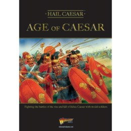 AGE OF CAESAR Warlord Games Hail Caesar rules supplement