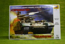RUSSIAN FIRE SUPPORT COMBAT VEHICLE 'TERMINATOR' 1/72 Zvezda 5046