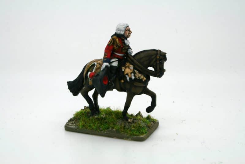 The Grand Old Duke of York!