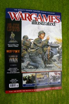 WARGAMES ILLUSTRATED ISSUE 352 February 2017 MAGAZINE
