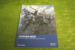 Osprey Wargames Chosen Men Napoleonic Rulebook 28mm