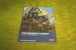 Osprey Wargames The Pikeman's Lament Napoleonic Rulebook 28mm