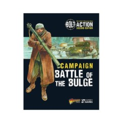 Bolt Action Battle of the Bulge Campaign Book WW2 WARLORD GAMES 28mm