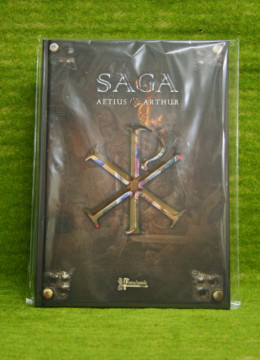 SAGA AETIUS AND ARTHUR RULE BOOK