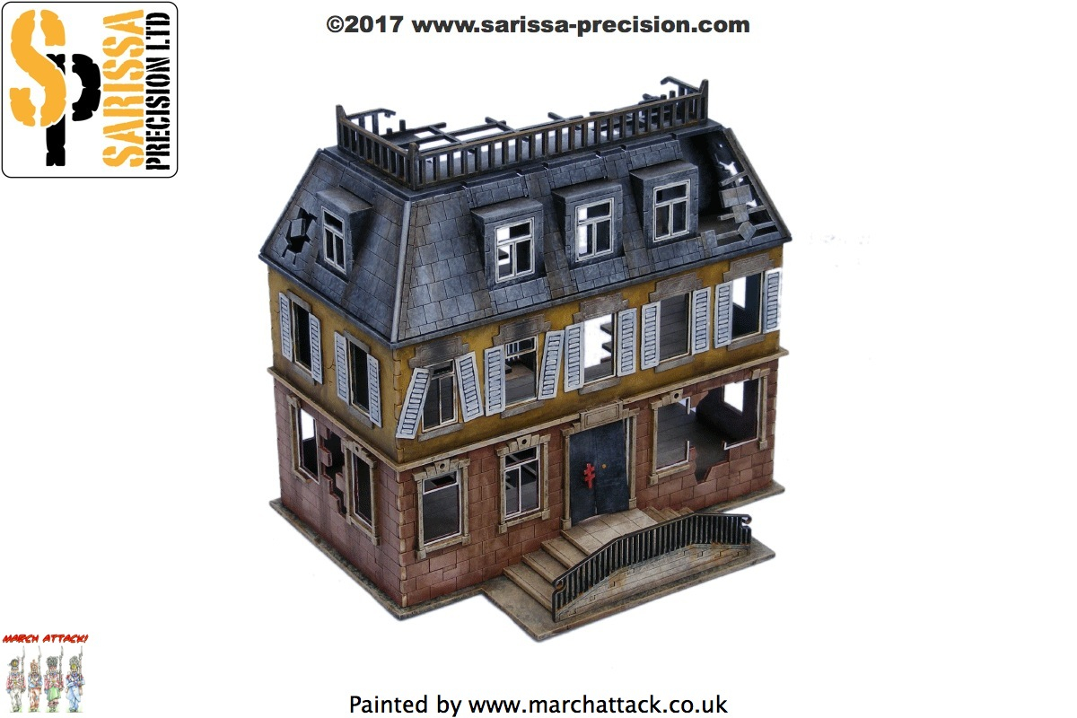 How To Laser Cut Model Buildings