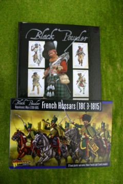 BLACK POWDER rules and French Hussars (1808-1815) Offer!