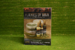 Desert Basing Kit Flames of War CWP103