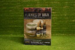 Desert Basing Kit Flames of War CWP103
