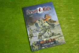 Desert Rats 1942-1943 Army Book Flames of War Supplement FW241