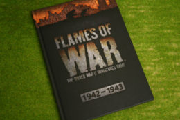 FOW Rulebook 4th Edition 1942-1943 Hardback Flames of War Supplement FW007