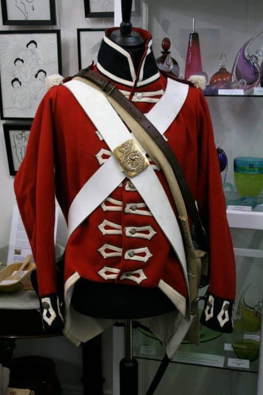 British napoleonic uniform