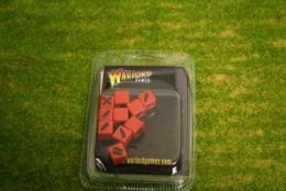 Test of Honour Dice Samurai Warlord Games 28mm
