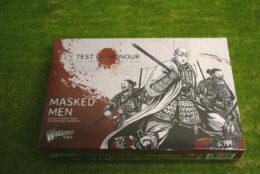 Test of Honour Masked Men Samurai Warlord Games 28mm