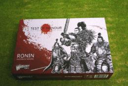 Test of Honour Ronin Samurai Warlord Games 28mm