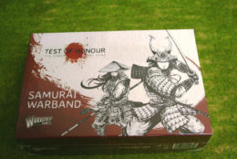 Test of Honour Samurai Warband Warlord Games 28mm