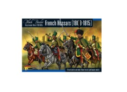 French Hussars Warlord Games Black Powder Napoleonics