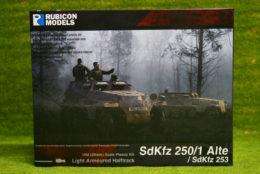 Rubicon Models German SdKfz 250/1 Alte  SD.Kfz.253 Halftrack  28mm 280032