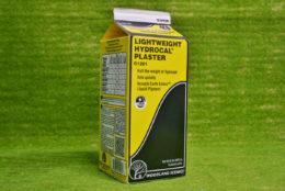 LIGHTWEIGHT HYDROCAL PLASTER 2lbs 907g Woodland Scenics C1201