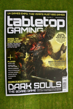 TABLETOP GAMING MAGAZINE Issue 9 April/May 2017
