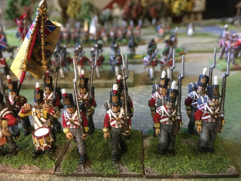 Grenadier Company based