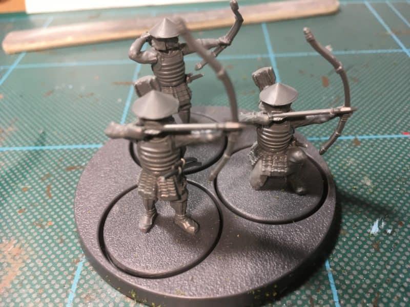 Ashigaru Archers Assembled!