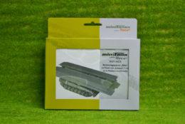 Roco Minitanks GERMAN BEAVER ARMOURED BRIDGELAYER HO 1/87 Scale 5121