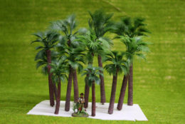 Arcane Scenery Pack of PALM TREES pack of 11 pieces