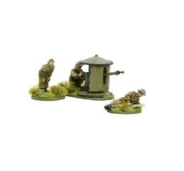 British Home Guard Smith Gun Bolt Action Warlord Games 28mm