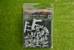 Flames of War AFRICA RIFLE PLATOON GE746