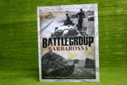 Battlegroup: BARBAROSSA WW2 WARGAME RULES SUPPLEMENT BGK007