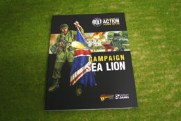 Operation Sea Lion Supplement Bolt Action Warlord Games 28mm