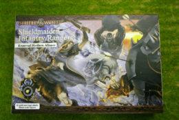 Shield Wolf SHIELDMAIDEN INFANTRY/RANGERS 28mm Plastic set