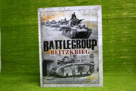 Battlegroup: BLITZKRIEG WW2 WARGAME RULES SUPPLEMENT BGK009