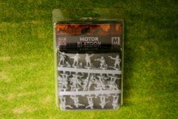 Flames of War BRITISH MORTAR PLATOON 15mm BR753