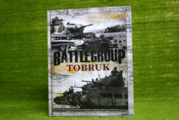 Battlegroup: TOBRUK WW2 WARGAME RULES SUPPLEMENT BGK026