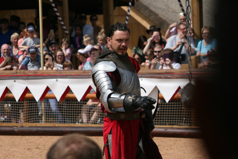 Henry Tudor takes charge!