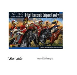 British Household Brigade Cavalry Warlord Games Black Powder