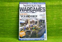 MINIATURE WARGAMES ISSUE 411 July 2017 MAGAZINE