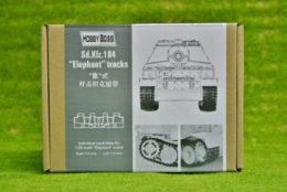 GERMAN SDKFZ 184 ELEPHANT TRACKS 1/35 Hobby Boss 81006