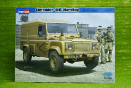 LAND ROVER DEFENDER 110 HARDTOP 1/35 Scale Hobby Boss 82448