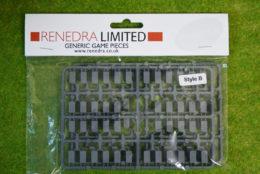 GRAVE STONES TYPE B RENEDRA Scenery & Terrain 28mm